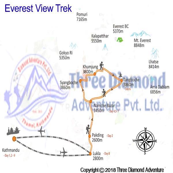 Everest View Trekking (2)