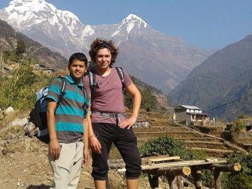 Mardi himal trekking3