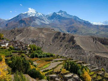 Mustang Nature   Restricted area nepal   Three diamond adventure