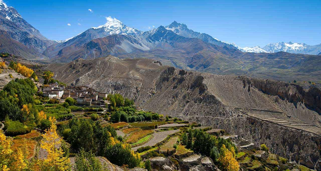 Mustang Nature | Restricted area nepal | Three diamond adventure