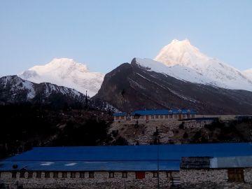 Annapurna Base Camp 4130m