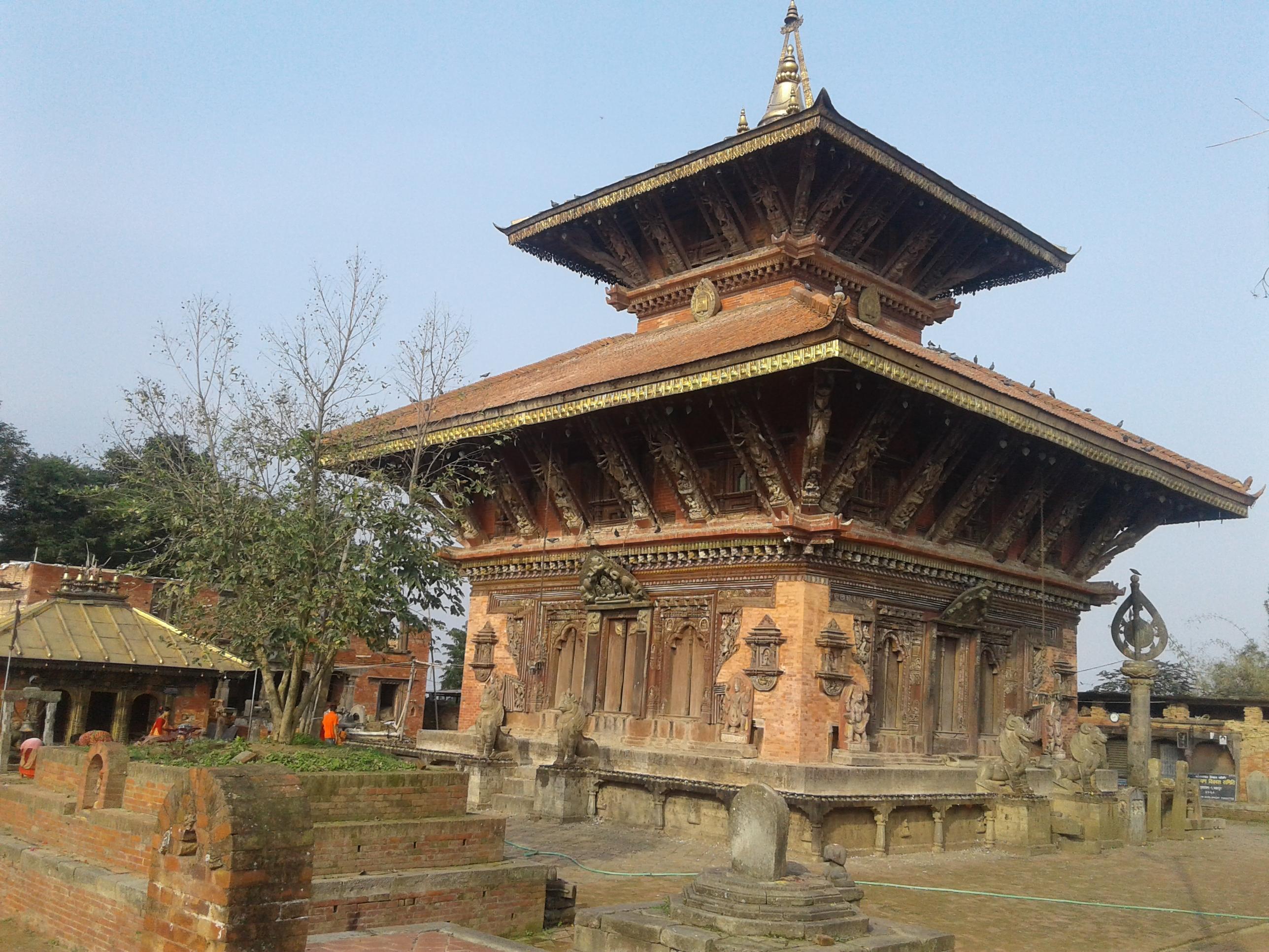 Chagu Narayan Temple