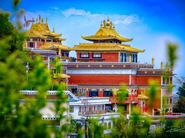 Namobuddha Monastry Day Hike | Kathmandu Short Hike | Three Diamond Adventure