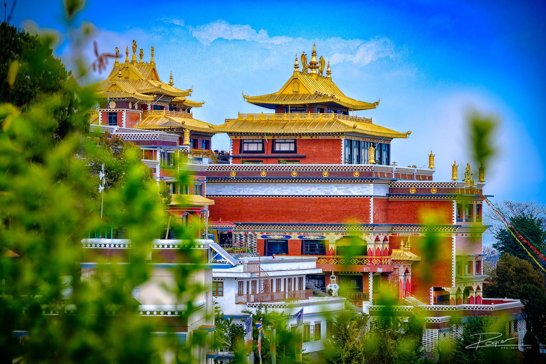 Namobuddha Monastry Day Hike | Kathmandu Short Hike | Three Diamond Adventure