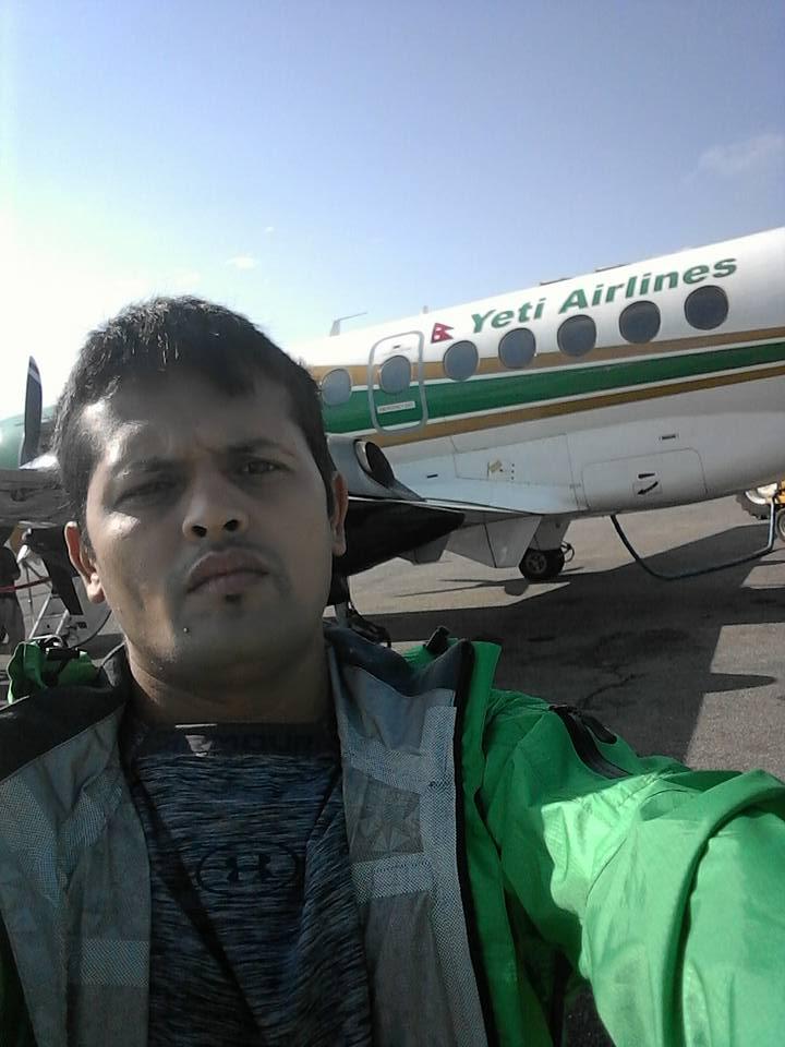 Kathmandu to pokhara yati airlines